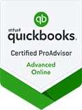 QuickBooks Online Advanced Certified ProAdvisor